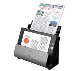 Canon DR C125 scanner