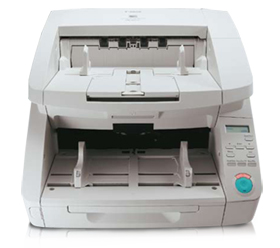 Canon DR 7550C  scanner
