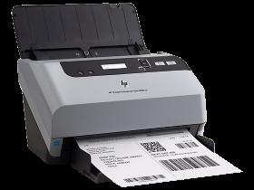 HP SJ 5000 S2 Scanner