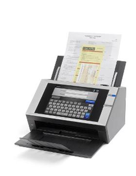 Fujitsu Fi N1800 scanner